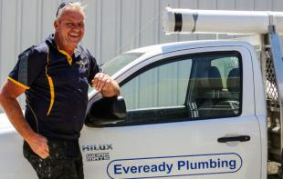 Peter Laurent Owner of Eveready Plumbing