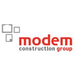 Modem Construction Group Logo
