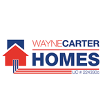 Wayne Carter Homes Logo